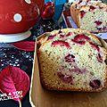 Cake au mascarpone et aux fraises 4