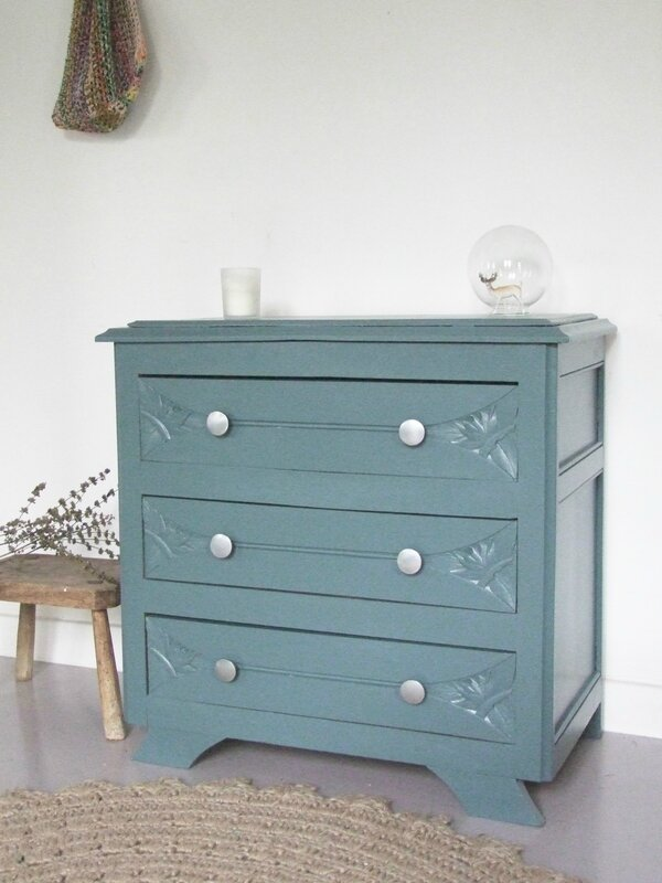 Commode-vintage