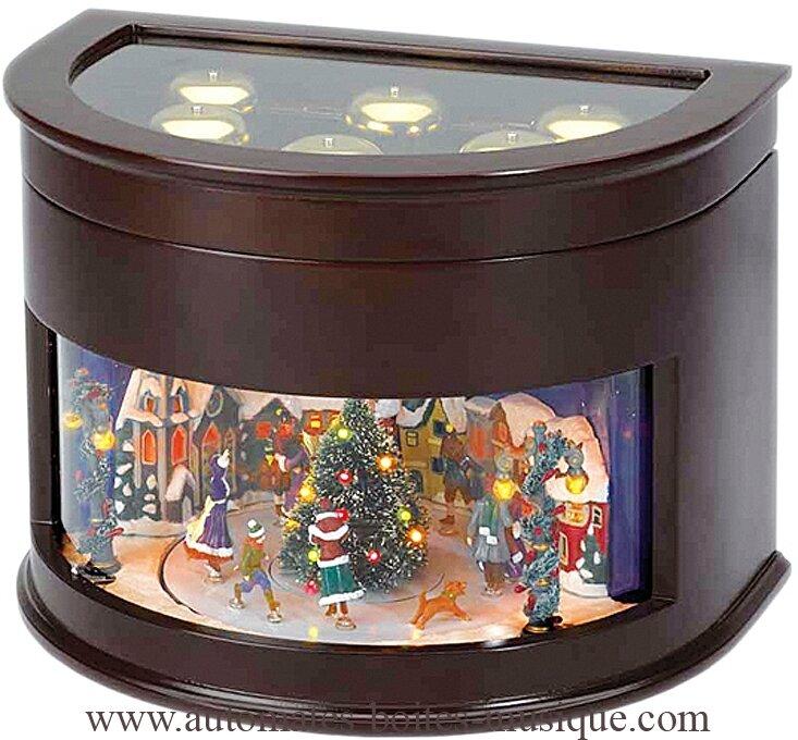 Instrument de musique mécanique Mr Christmas