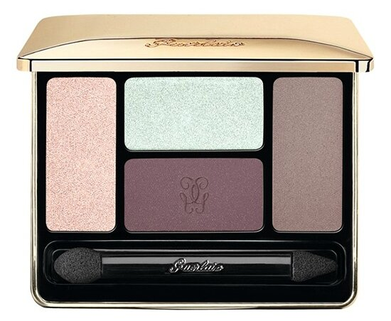 guerlain blossom collection ecrin 4 couleurs ombres paupieres