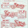 Les motocyclettes zundapp/1958