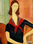 45_Young_Woman__With_Silk_Neckerchief___Modigliani