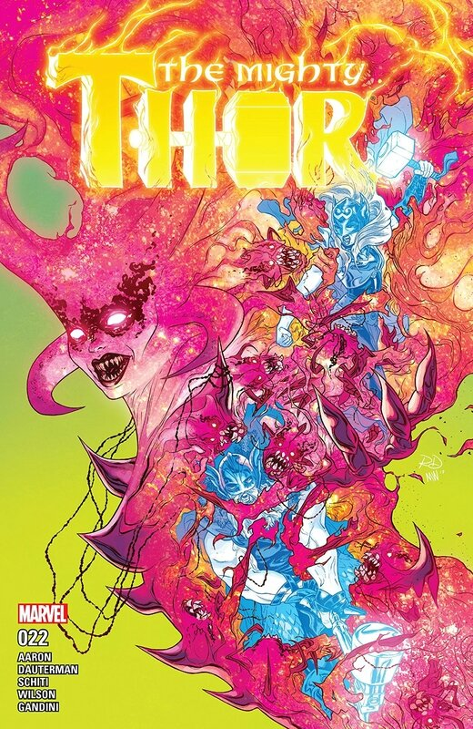 mighty thor 22