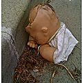 Visage d'enfant (child's face)