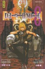 Death note Tome 8