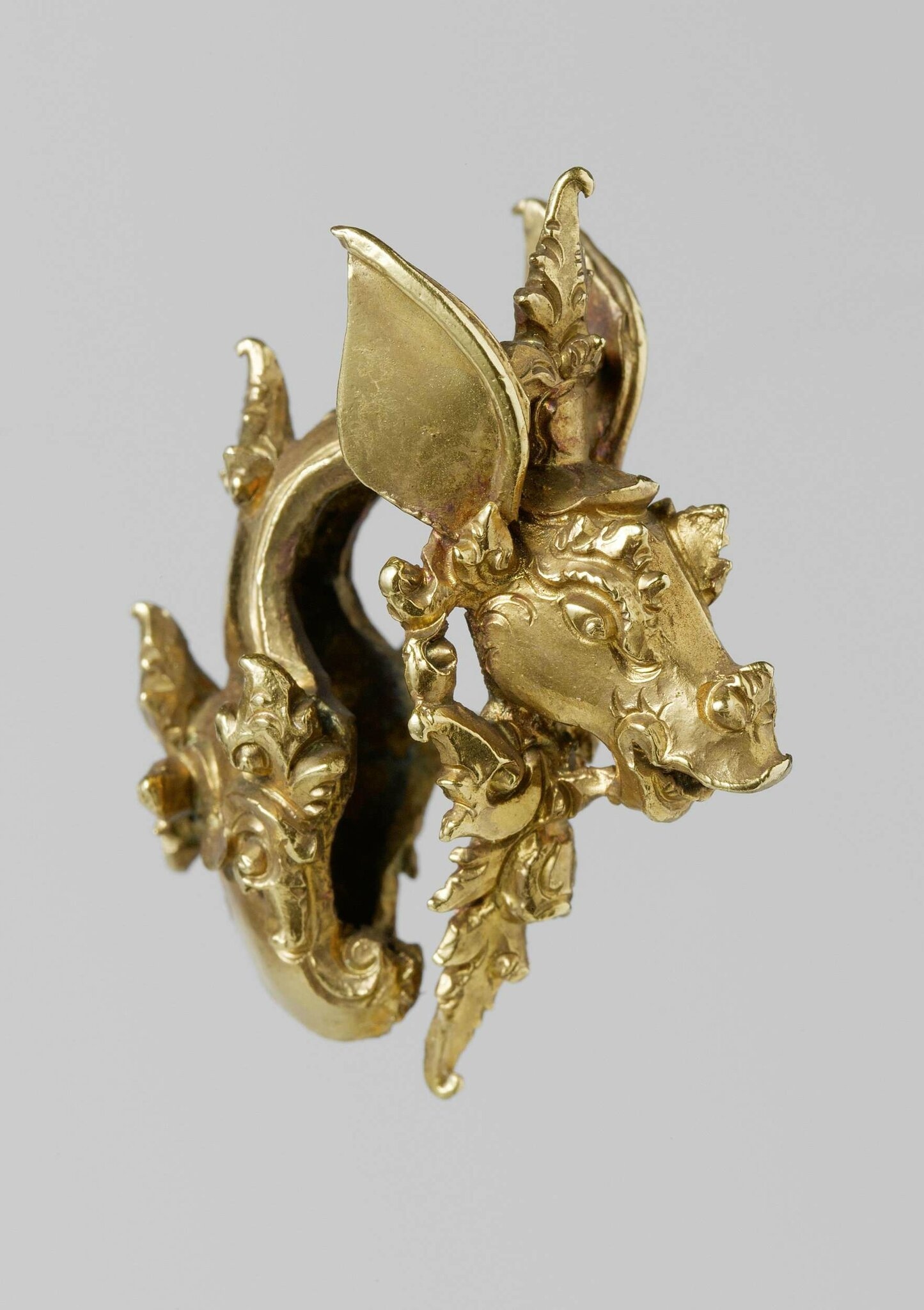 Javanese Jewellery in The Asian Pavilion, Rijksmuseum, Amsterdam