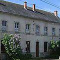 Le musée de l'ecole rurale - l'ecole des années 30 à meisseix (63 puy-de-dome)