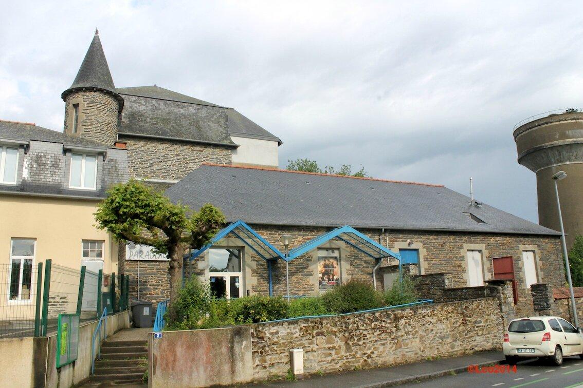 Chateaugiron : Salle Jeanne d'Arc et Cinéma Paradisio
