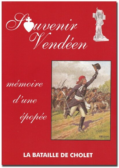 Souvenir Vendeen la Bataille de Cholet