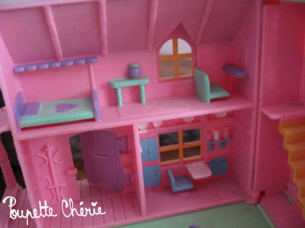 Polly Pocket grande ferme 06