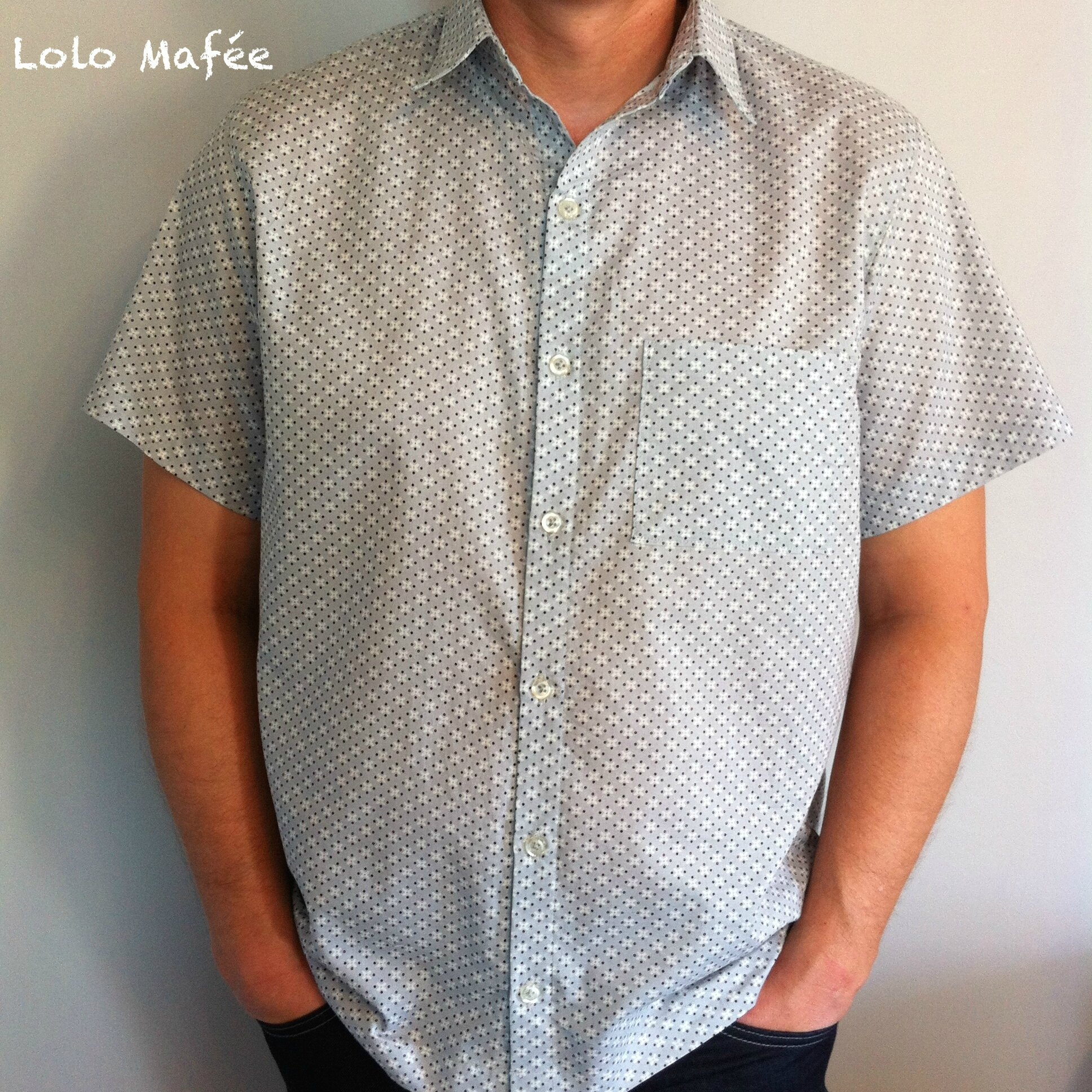 Une Chemise Mafée Lolo Pour Homme Mon AwHYa
