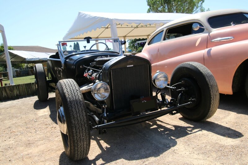 Hot rod Ford 1927