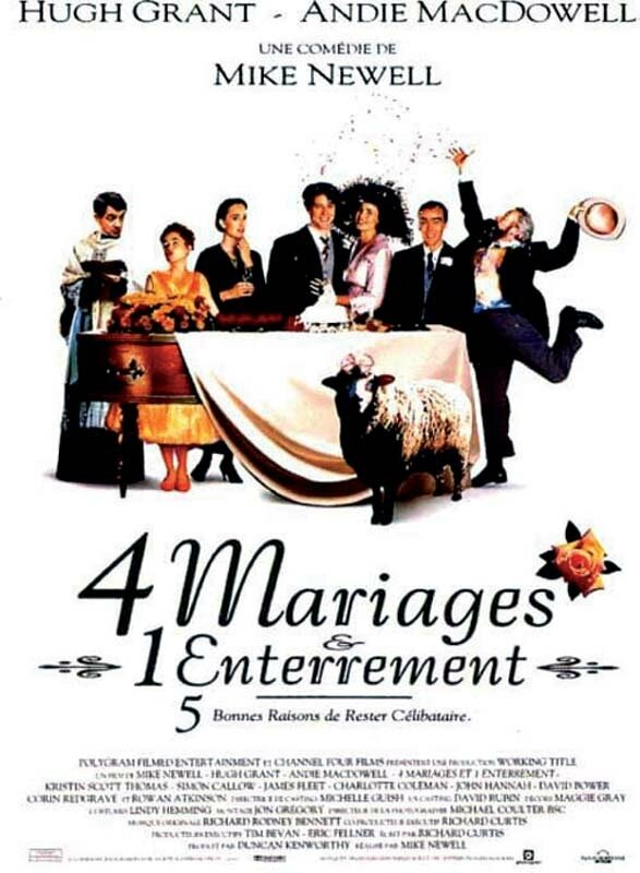 4 mariages