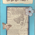 carte anniversaire vieillote