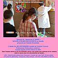 Atelier découverte au jeu de peindre à grandir ensemble