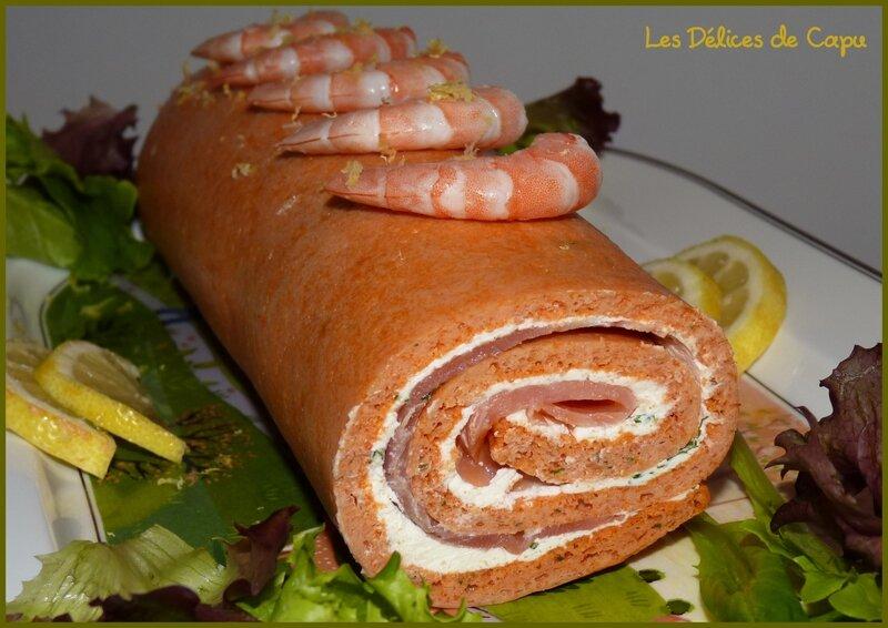 Roulé saumon2