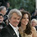 ALAIN DELON ET ANOUSHSKA