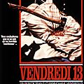 Vendredi 13 - 1980 (la malédiction de crystal lake)