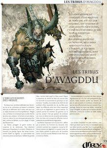 Les tribus d'avaggdu 01 (vol 8)