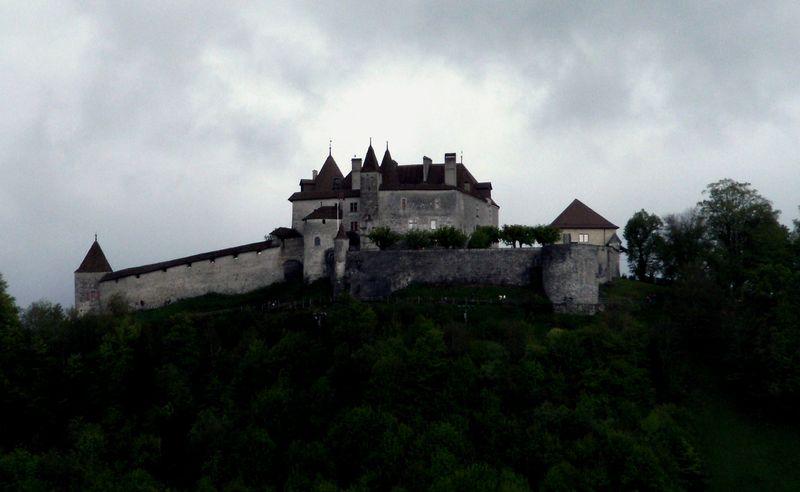 001 Le Chateau de Gruyères