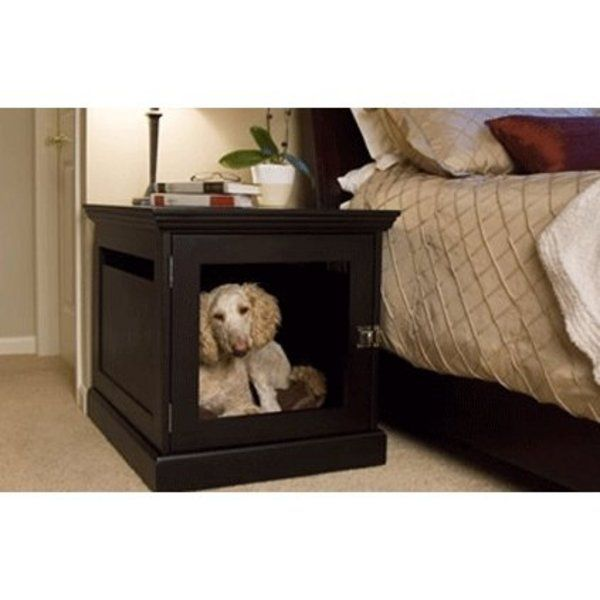 des niches d co et originales pour chien et chat une very stylish fille by changer de d co. Black Bedroom Furniture Sets. Home Design Ideas