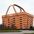 Longaberger building - newark - ohio (usa)