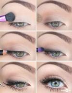 Makeup de noël discret♥