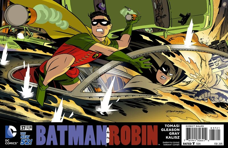 batman and robin 37