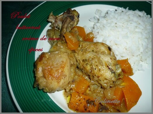 poulet courge butternut épices 01