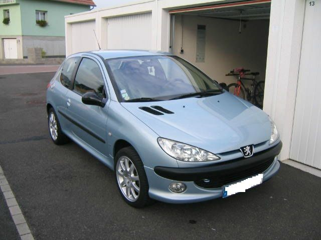 peugeot 206 hdi 90 xs premium vendu collaborateur peugeot citroen vehicules occasion vendu. Black Bedroom Furniture Sets. Home Design Ideas