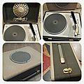 Electrophone de marque radiola / pathé marconi