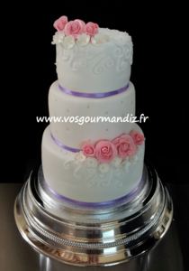 Wedding-cake 3 étages