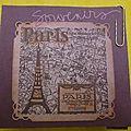 Mini album sur paris
