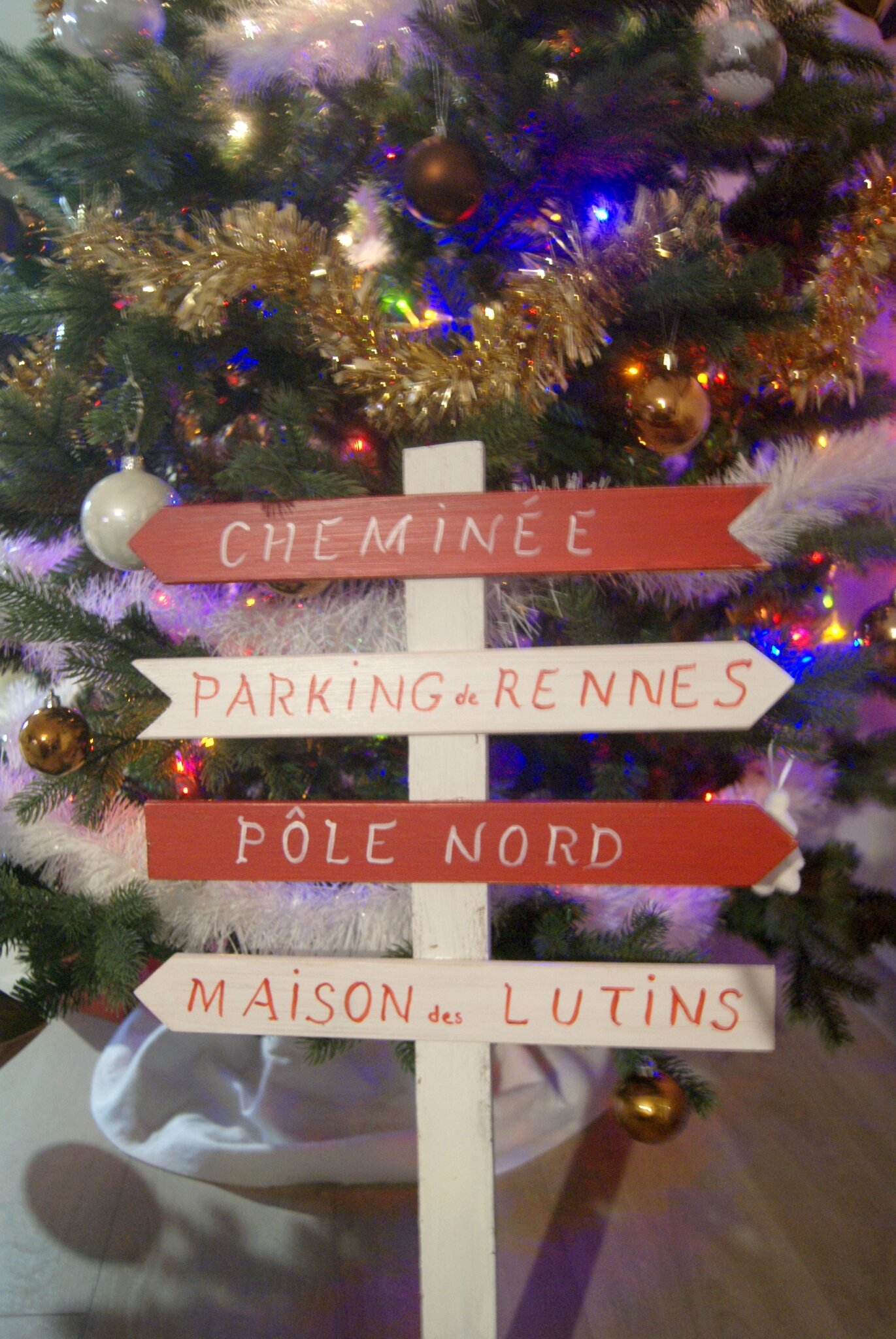 Decoration Noel En Bois Mon Grain De Sel