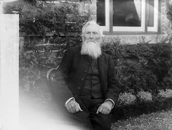 Revd William Rees Williams vicar of Gyffylliog 2