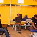 The médical Staff autour de Christian Fauconnet