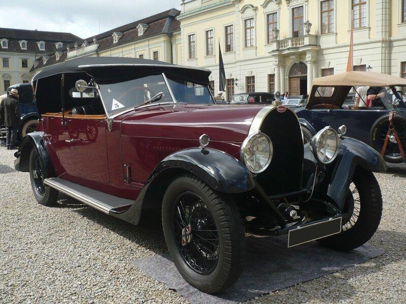 BUGATTI type 44 Tourer 1929 Ludwigsburg (1)