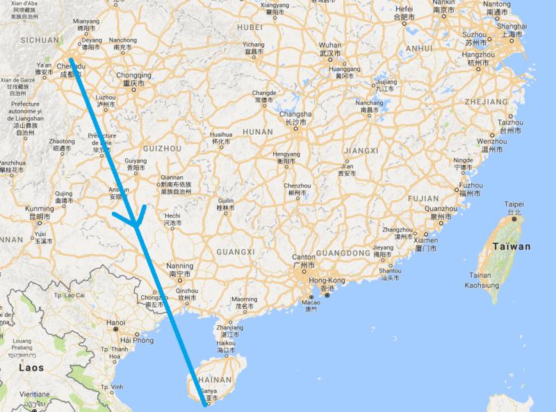 Si vous partez à Hainan pour une escapade reposante en bord de mer, la  première priorité est de fuir l agitation de Sanya. Il s agit d une station  balnéaire ... 0edcff37054