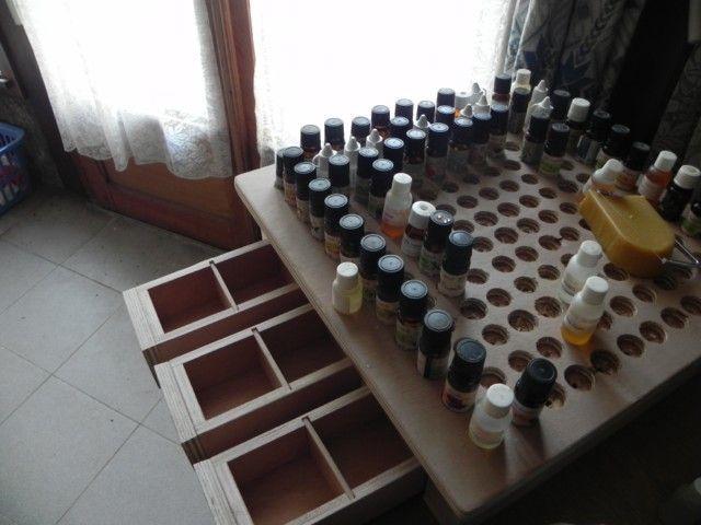 ma boite huile essentielles plantes fragrances ma malle trucs. Black Bedroom Furniture Sets. Home Design Ideas
