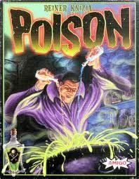 boutique jeux de société - pontivy - morbihan - ludis factory - poison