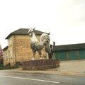 Bourg-en-Bresse, sur la route (01)