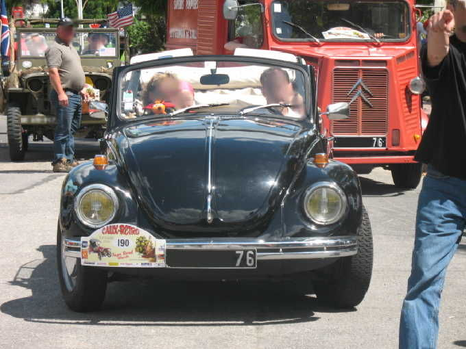 coccinelle cabriolet 1302