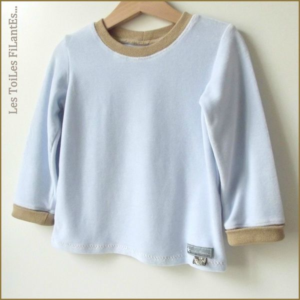 01-Pyjama et robe de chambre bleu sable1