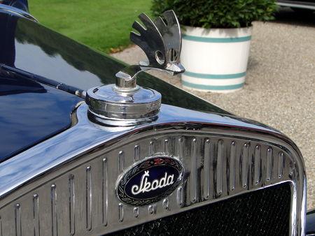 SKODA 645 Limousine 1930 Classic Gala de Schwetzingen 2010 3