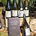 Dans le guide hachette des vins 2012...