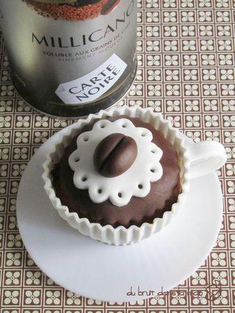 cupcakes au café millicano carte noire 3