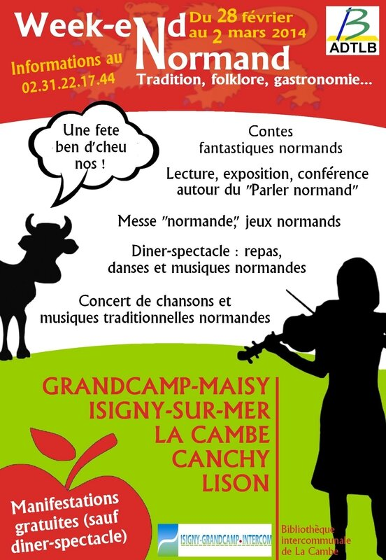 affiche weekend normand5