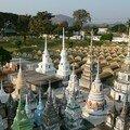 Cimetiere chinois, Kanchanaburi