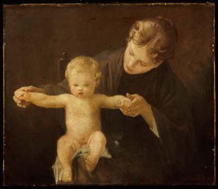 Peel_Paul_Mother_and_Child_1888