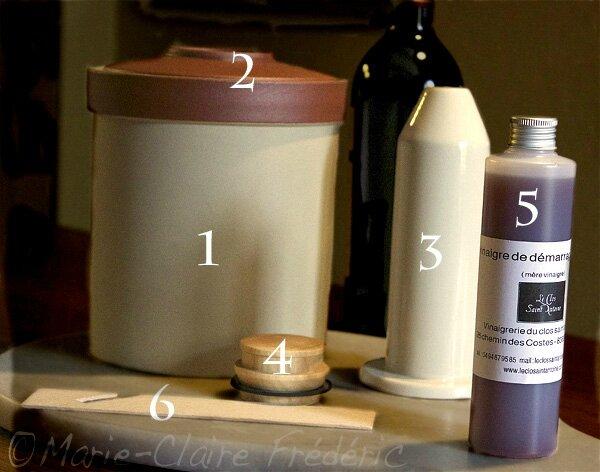 faire son vinaigre la maison avec un vinaigrier nouvelle g n ration ni cru ni cuit le blog. Black Bedroom Furniture Sets. Home Design Ideas